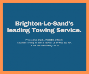 Towing Brighton-Le-Sands