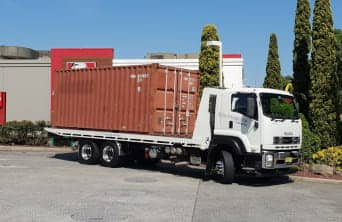 Container Towing Sydney