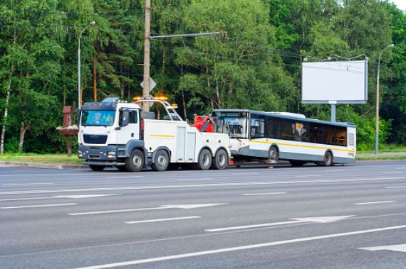 Bus Towing Sydney